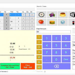 Advance Point Of Sale Management System Pos 5