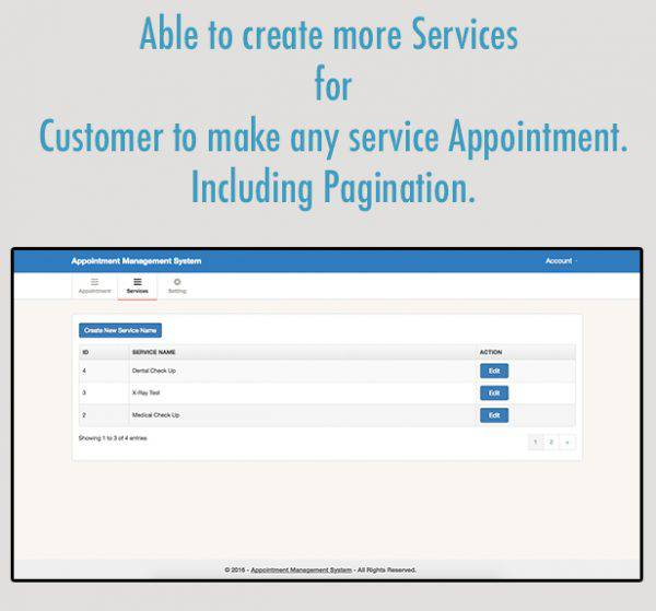Appointment Management System 2