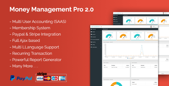 Money Management Pro 2 0