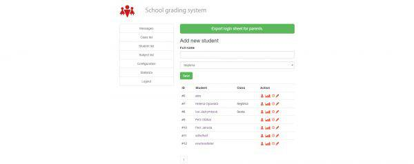 School Management System 29